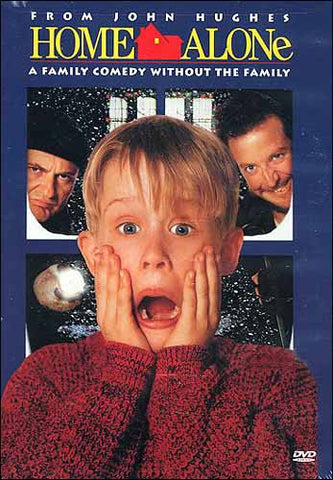 Home Alone DVD Movie