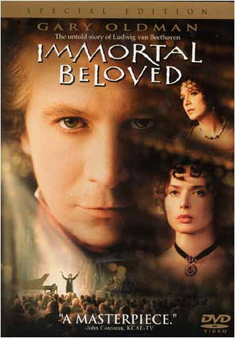 Immortal Beloved (Special Edition) DVD Movie