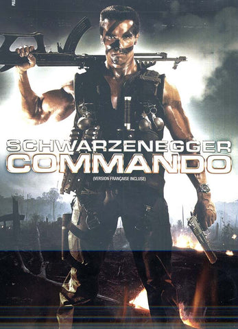 Commando (Bilingual) DVD Movie