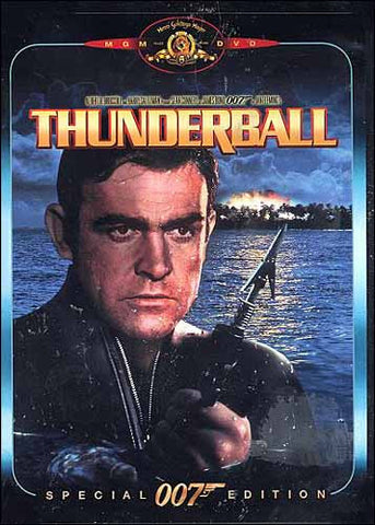 Thunderball - Special Edition (James Bond) DVD Movie
