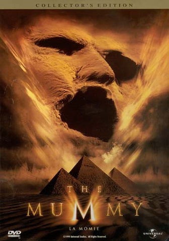The Mummy (Full Screen Collector's Edition) DVD Movie