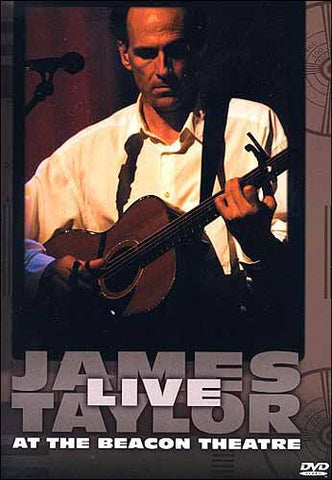 James Taylor: Live At The Beacon Theatre DVD Movie