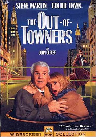 The Out Of Towners (Widescreen) (Steve Martine) DVD Movie