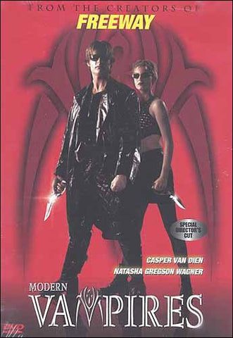 Modern Vampires DVD Movie