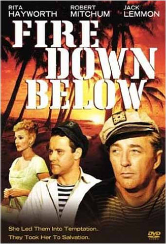 Fire Down Below (Rita Hayworth) DVD Movie