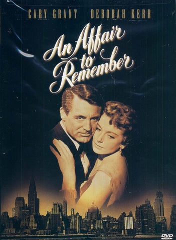 An Affair To Remember (Black cover) DVD Movie