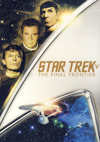 Star Trek V: The Final Frontier DVD Movie