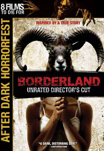 Borderland (Director's Cut) DVD Movie