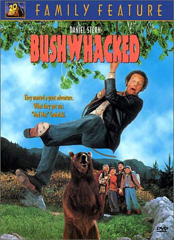 Bushwhacked (Family Feature) DVD Movie