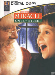 Miracle On 34th Street (1994 + Digital Copy)