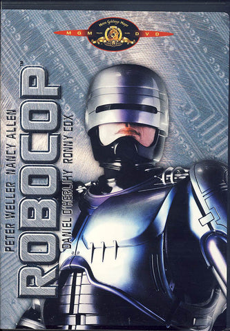 RoboCop DVD Movie