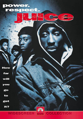 Juice DVD Movie