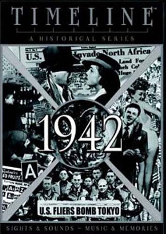 Timeline - 1942 DVD Movie