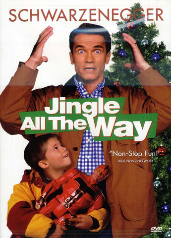 Jingle All The Way DVD Movie