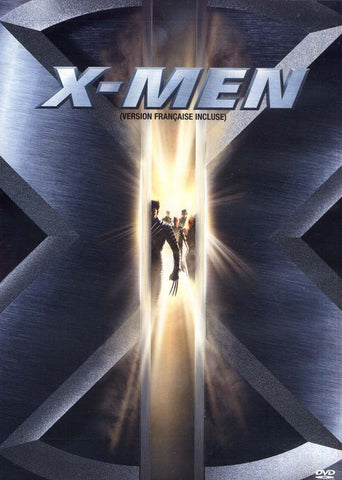 X-Men (Widescreen Edition)(Bilingual) DVD Movie