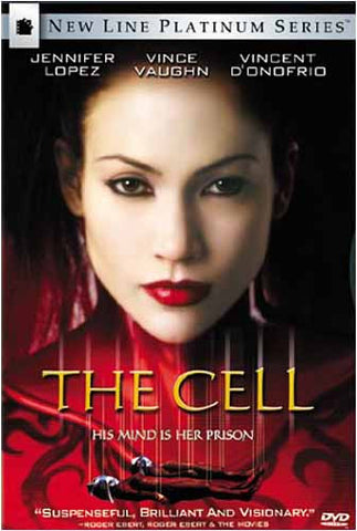The Cell - New Line Platnum Series (Bilingual) DVD Movie