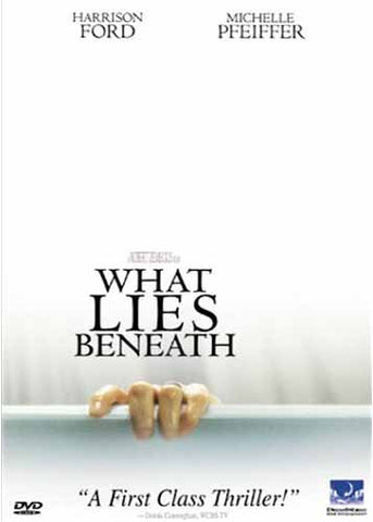 What Lies Beneath DVD Movie