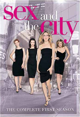 Sex and the City - The Complete First Season (Boxset) DVD Movie