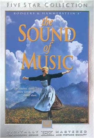 The Sound of Music (Five Star Collection) DVD Movie