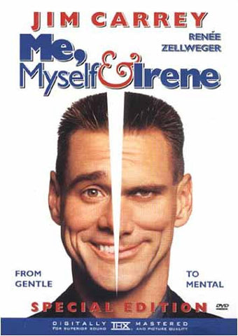 Me, Myself and Irene (Special Edition) DVD Movie