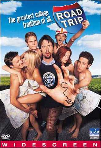 Road Trip DVD Movie