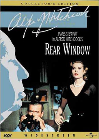Rear Window (Collector's Edition) DVD Movie