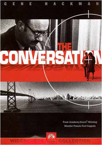 The Conversation DVD Movie