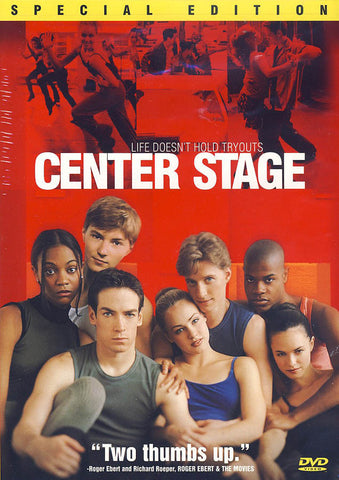 Center Stage (Special Edition) DVD Movie