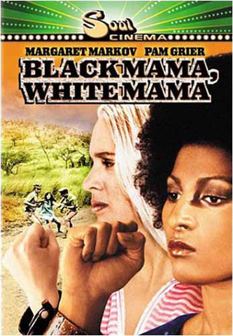 Black Mama, White Mama (MGM) DVD Movie