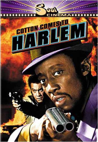Cotton Comes to Harlem DVD Movie