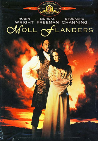 Moll Flanders DVD Movie
