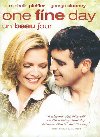 One Fine Day (Un Beau Jour) (Bilingual) DVD Movie