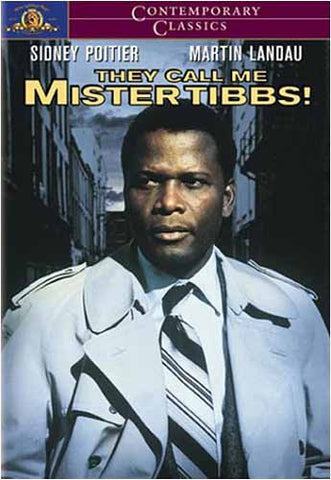 They Call Me Mister Tibbs DVD Movie