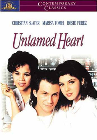 Untamed Heart DVD Movie