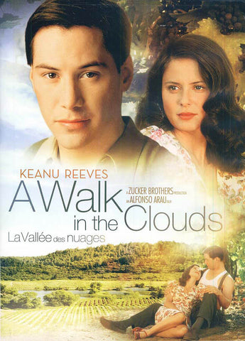 A Walk in the Clouds DVD Movie