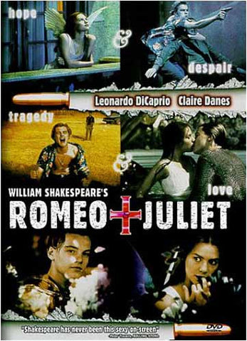 Romeo And Juliet - William Shakespeare's DVD Movie
