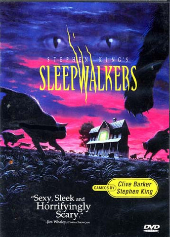 Sleepwalkers DVD Movie