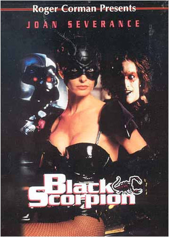 Black Scorpion (Joan Severance) DVD Movie