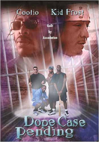 Dope Case Pending DVD Movie
