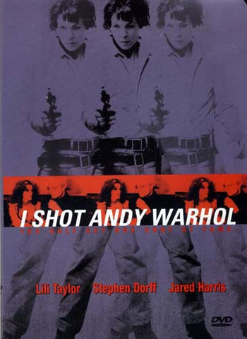 I Shot Andy Warhol DVD Movie