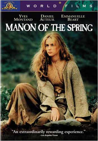 Manon of the Spring (MGM) DVD Movie