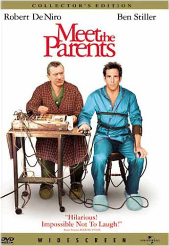 Meet the Parents (Widescreen Collector s Edition) DVD Movie