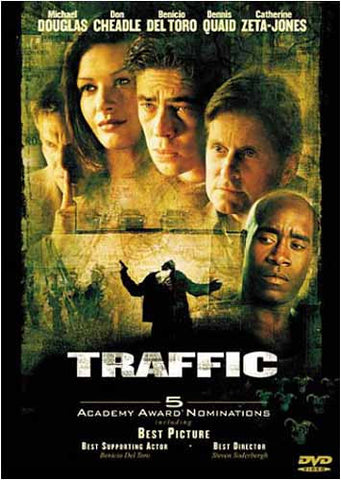 Traffic(Bilingual) DVD Movie