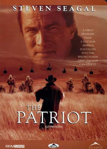The Patriot (Steven Seagal) (Bilingual) DVD Movie