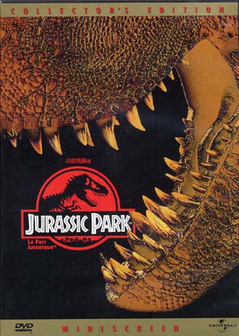 Jurassic Park - Collector s Edition (Widescreen) DVD Movie