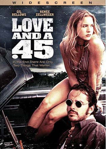 Love And A.45 DVD Movie