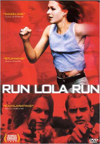 Run Lola Run (German Version & French Version) DVD Movie