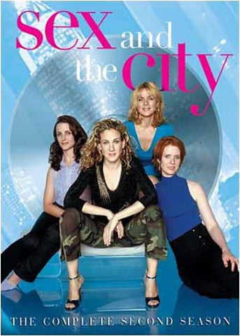 Sex and the City - The Complete Second Season (Boxset) DVD Movie