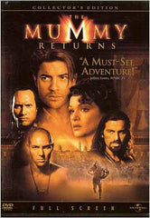 The Mummy Returns (Collector's Edition) (Fullscreen)