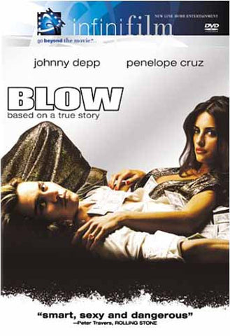 Blow (Bilingual) DVD Movie